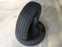 Hankook - Used tires (175 / 70R14) 6.? 2 pieces