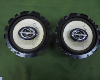 Carrozzeria - 16 cm2Way's speaker (TS-F160)