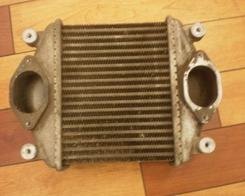 Unknown - Nissan Motor - 180SX (RPS13) Genuine Intercooler