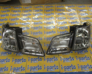 Mazda - MPV (LY3P) early Genuine tail lens set