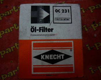 Unknown - Unused! Oil filter for imported vehicles