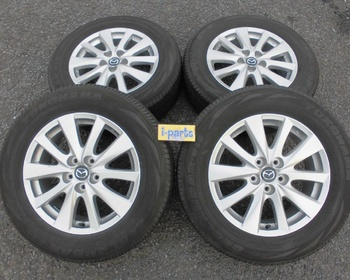 "Mazda - CX-5 Genuine /YH17""4pcs Set"