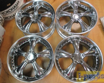 "Branew - BRANEW/20""Wheel Set of 4"